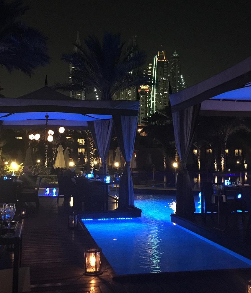 Adresses chics, tendances de Dubaï