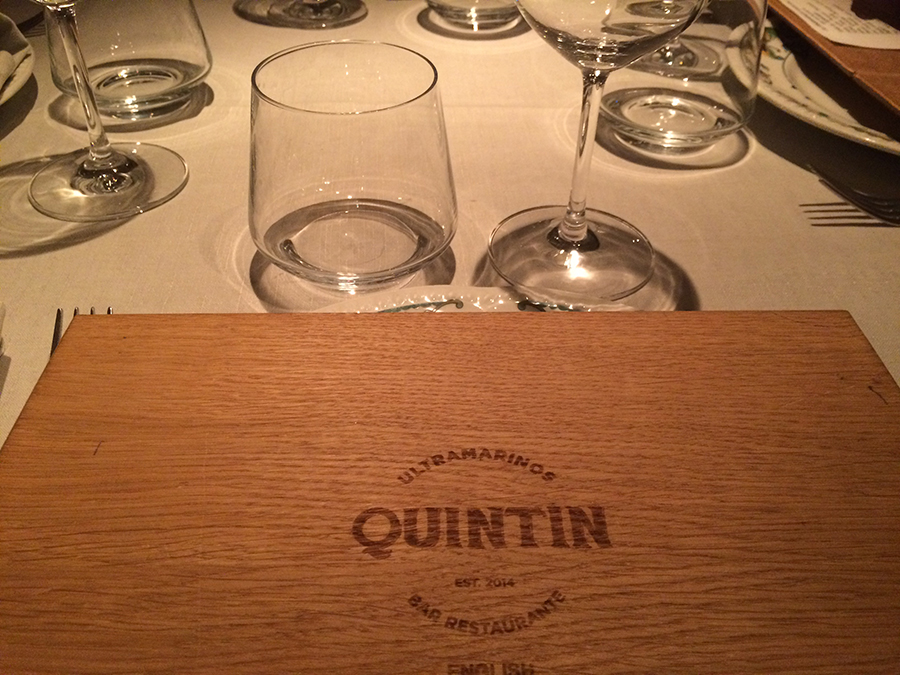 Restaurant-Quintin- Madrid