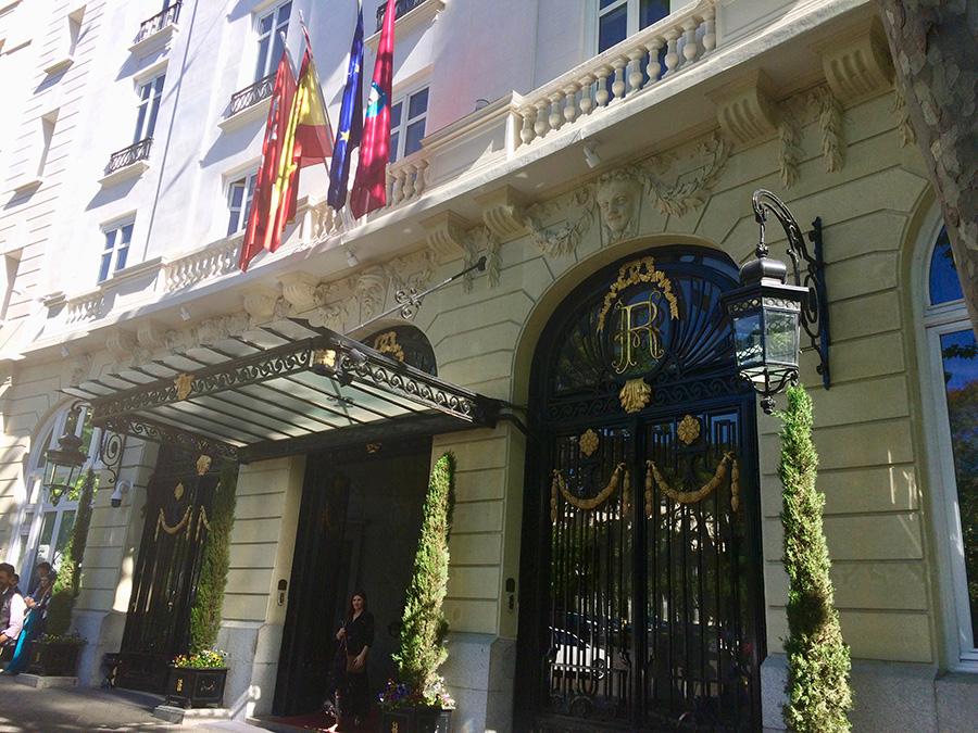 hôtel-Ritz-Madrid