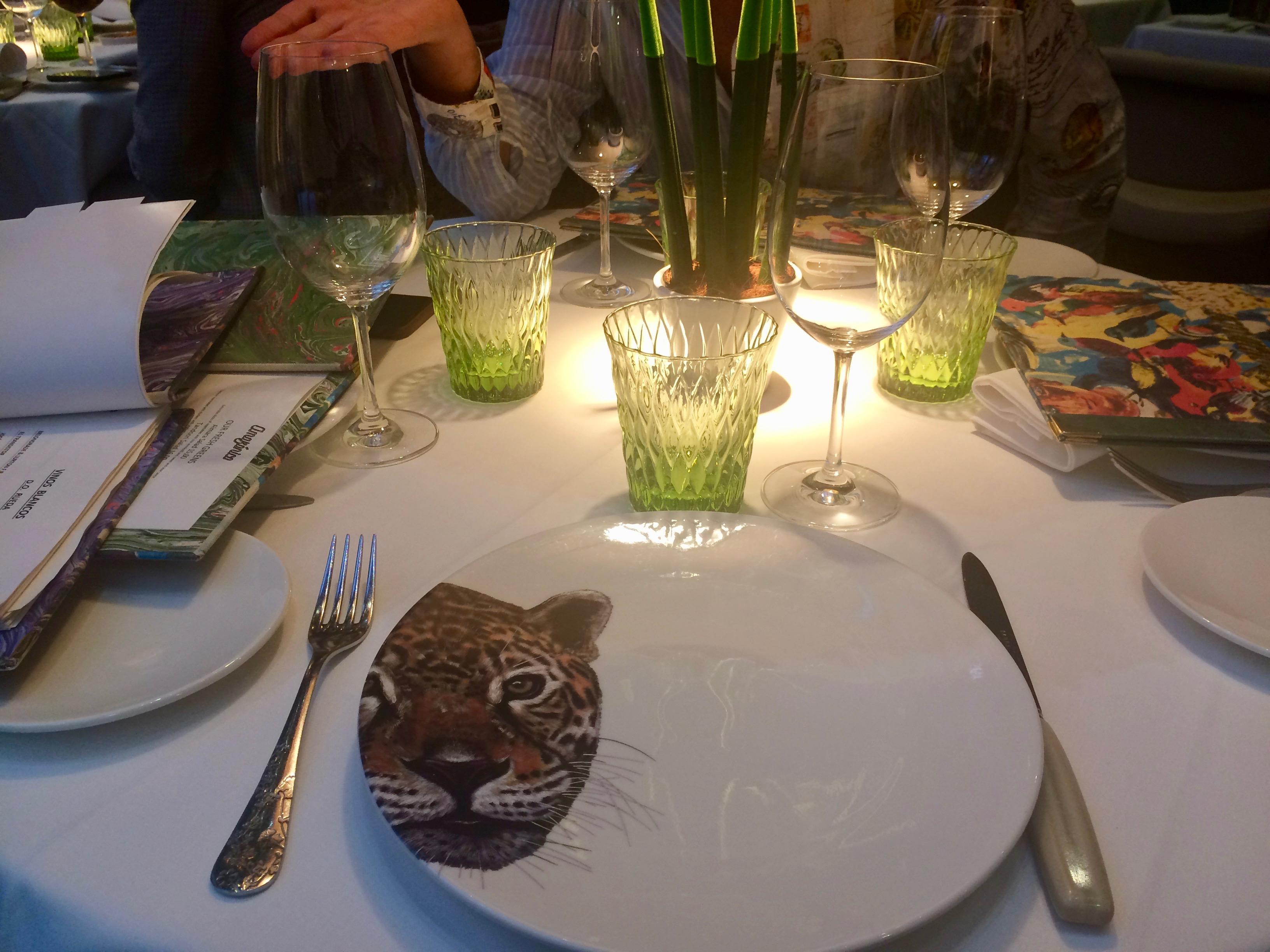 Restaurant -Amazonico-Madrid