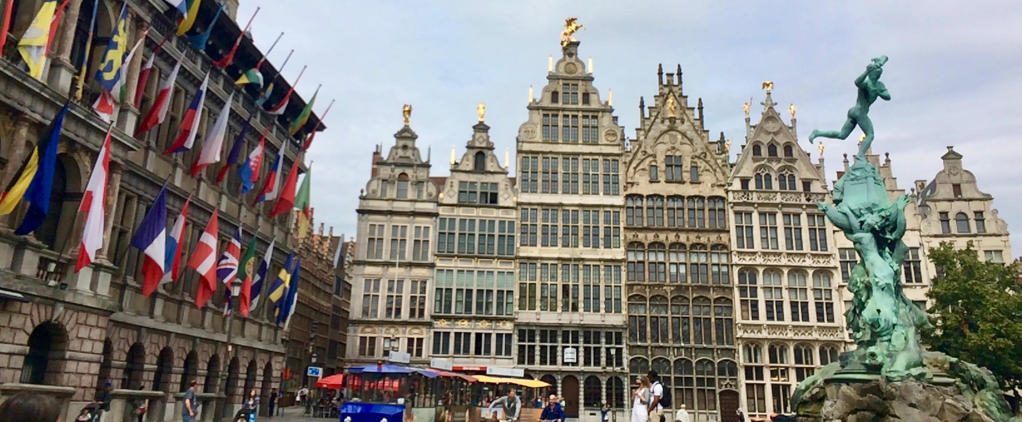 adresses chics, tendances Anvers