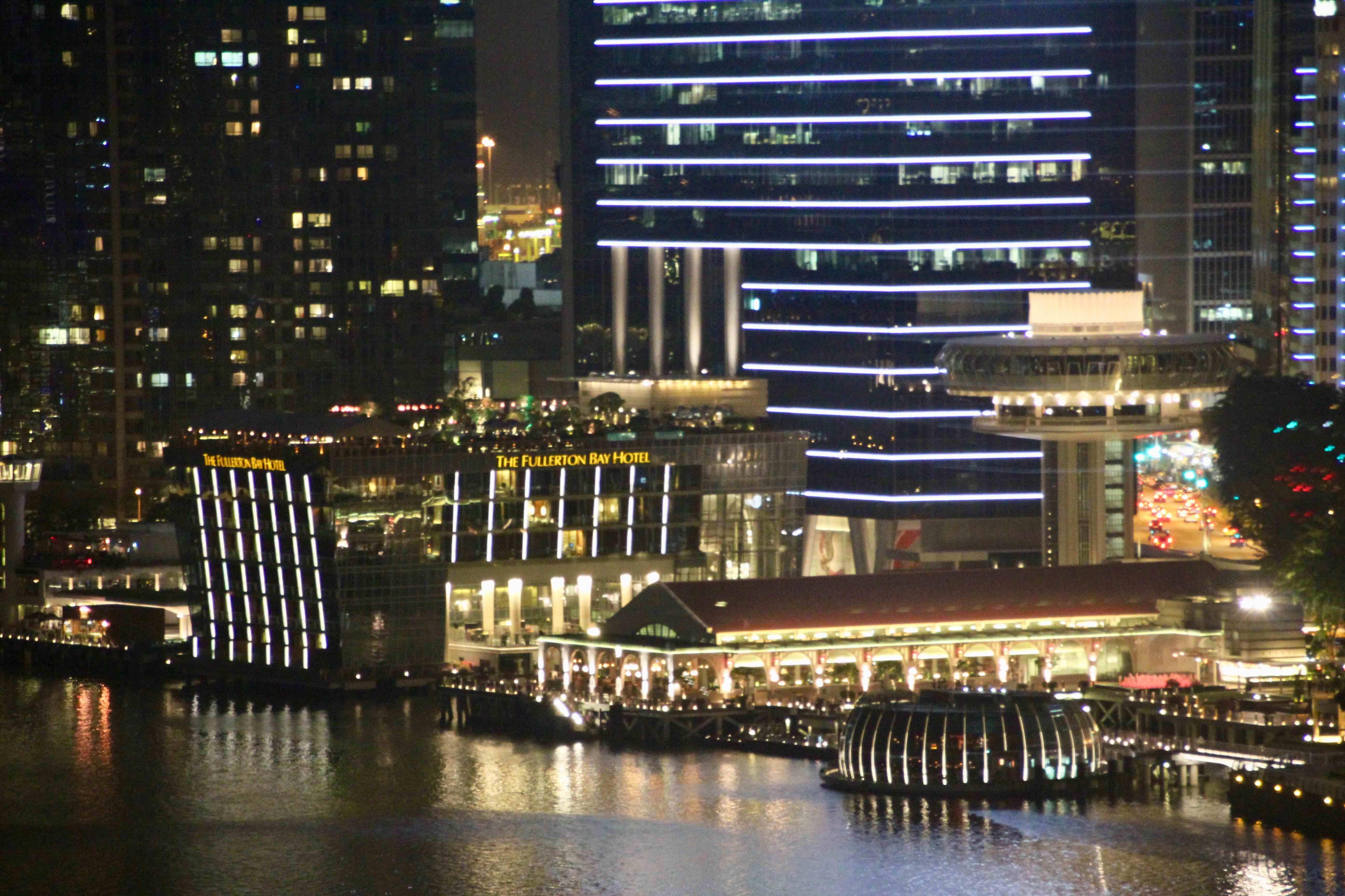 adresses chics, tendances de Singapour