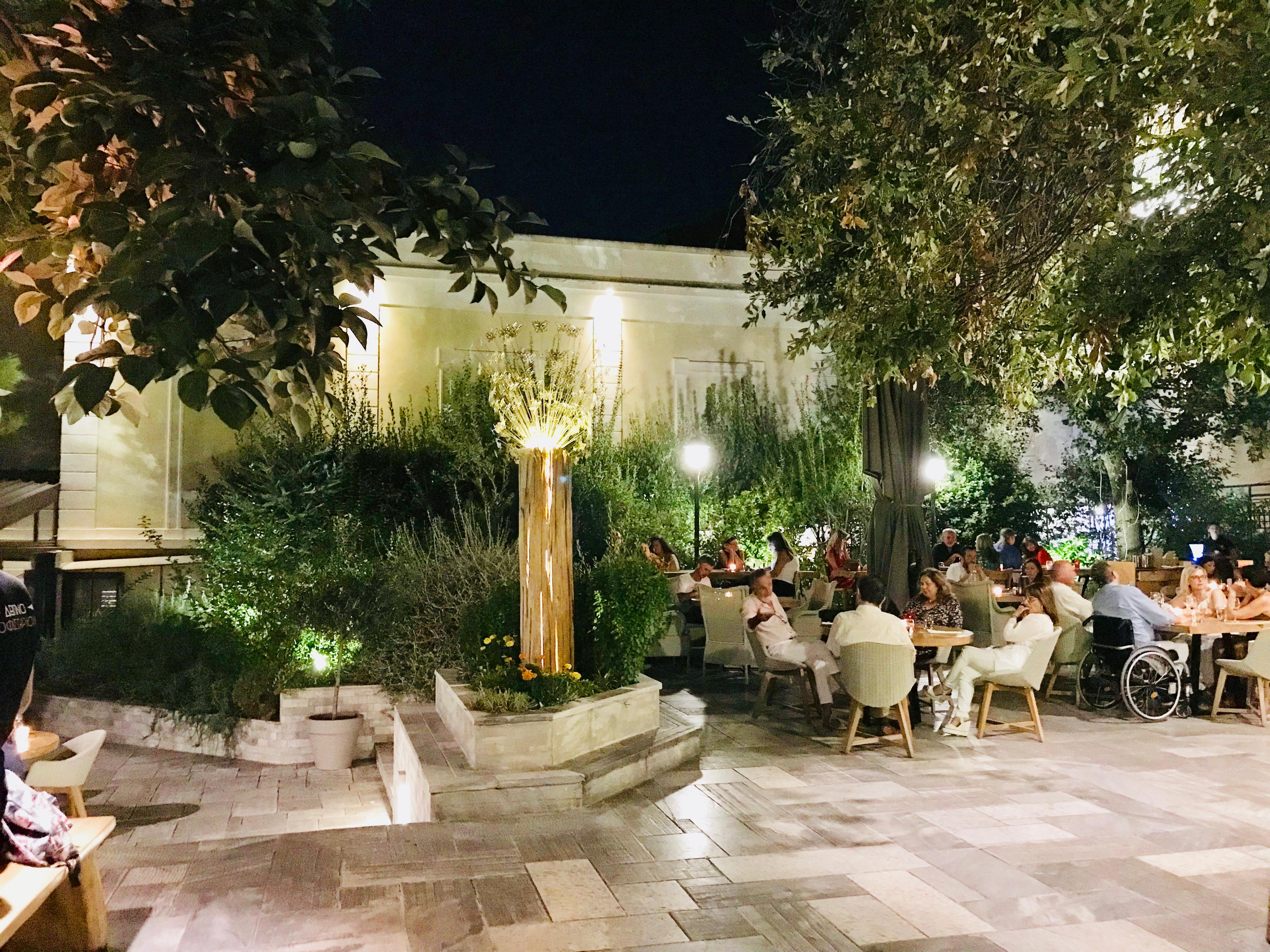 Museum cafe Athènes