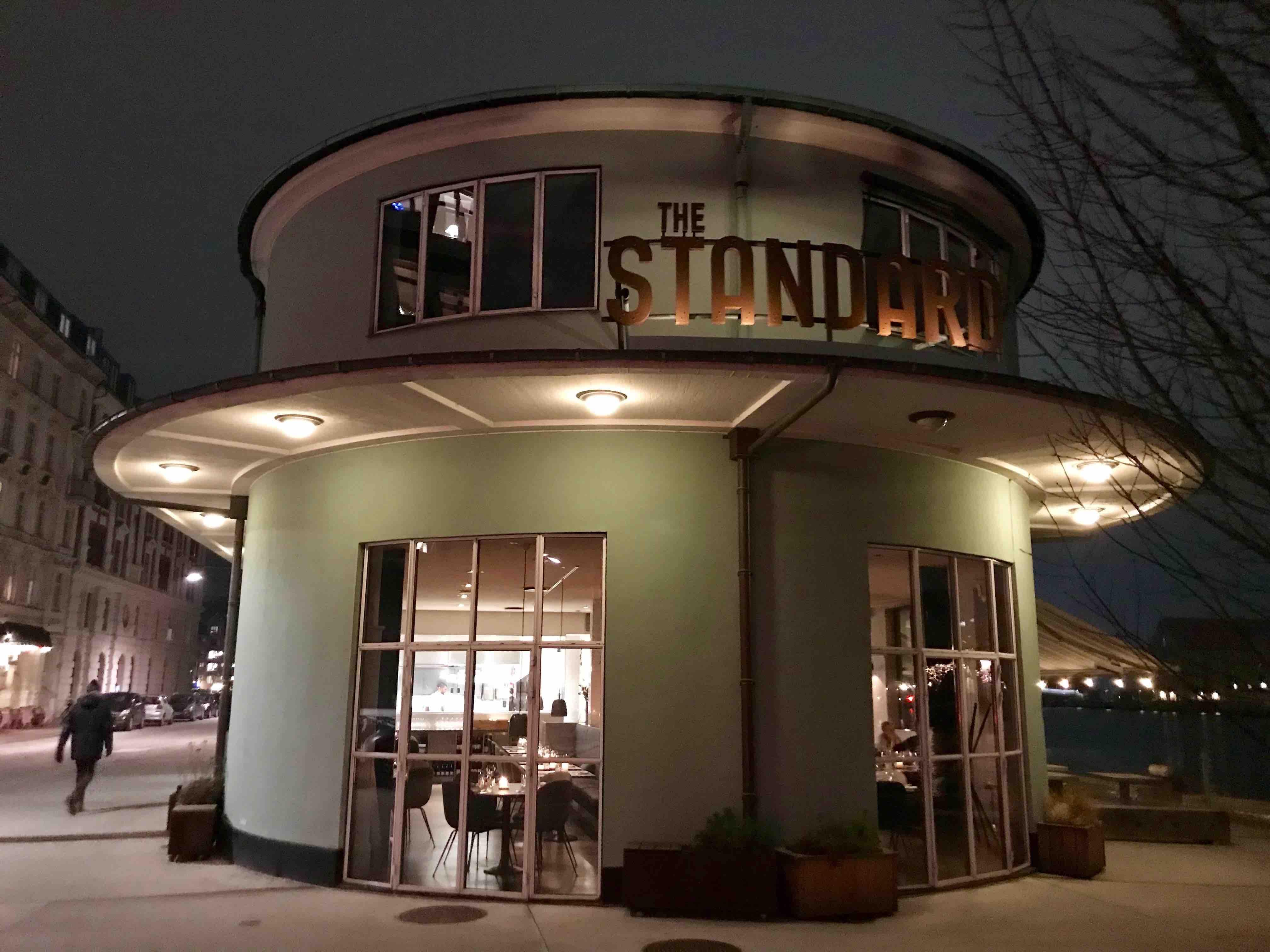 Studio restaurant