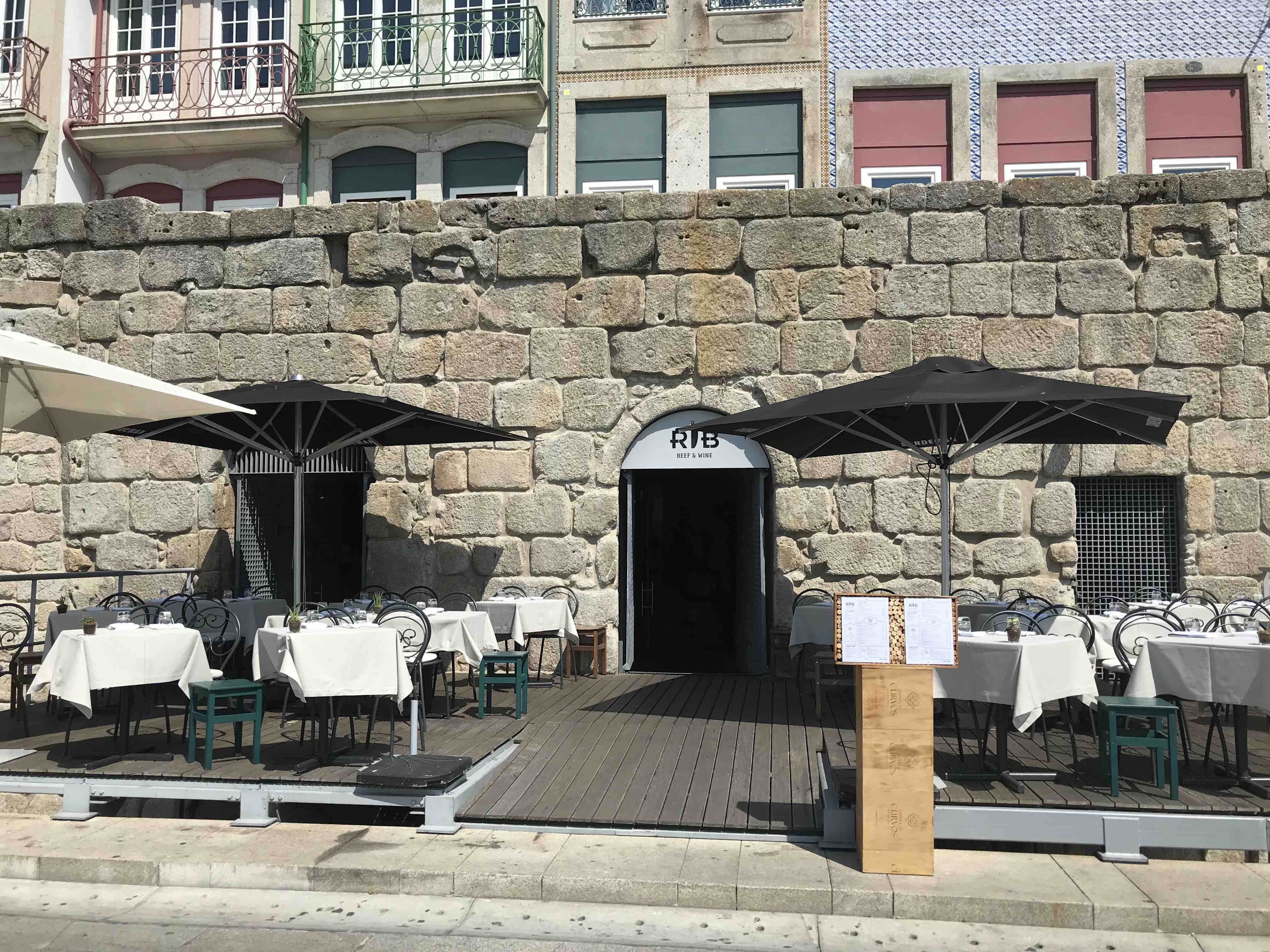 RIB Beef and Wine porto